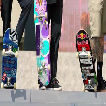 滑板轮子的大小有什么区别